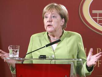 Merkelová si pripomenula 100. výročie zavedenia volebného práva žien v Nemecku