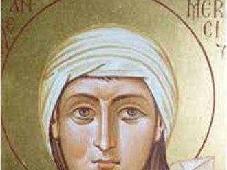 """Svätá Angelika Merici, zakladateľka rádu Uršuliniek: """"Sestra moja patrí Bohu, a preto mal práv"""