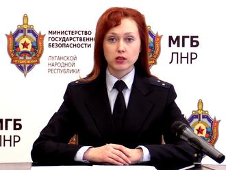 Ministerstvo štátnej bezpečnosti Luhanskej ľudovej republiky: Služba bezpečnosti Ukrajiny snaží sa m