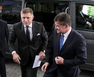Podľa informácií SITA vraj prišiel Fico s myšlienkou nahradiť Lajčáka v kresle ministra zahraničia