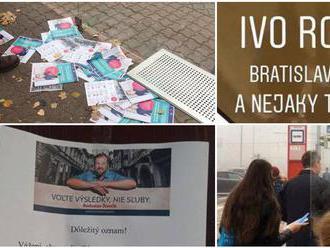 Antikampaň aj Nesrovnalove rozhovory: v Bratislave vrcholila kampaň aj počas moratória