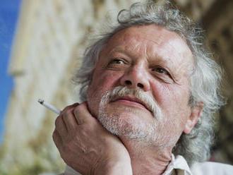 Zomrel herec Marián Geišberg