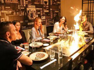 Teppanyaki: Vyrazte na večeru, na ktorú nezabudnete