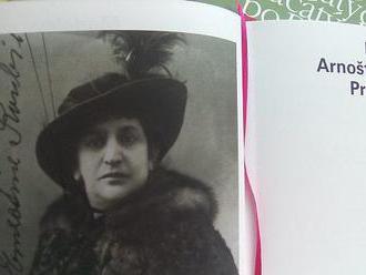 Arnoštka Roubíčková: Úspěšná majitelka módního salonu, která nepřežila holokaust