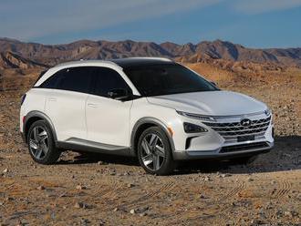 Hyundai Nexo představen, na vodík ujede 800 km