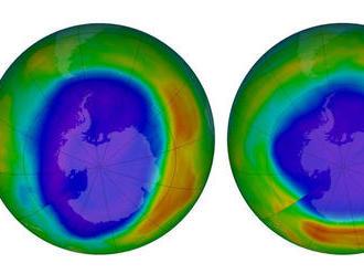 Ozónová vrstva sa zotavuje