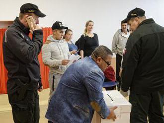 Na Luníku IX sa odohral volebný incident, museli privolať políciu