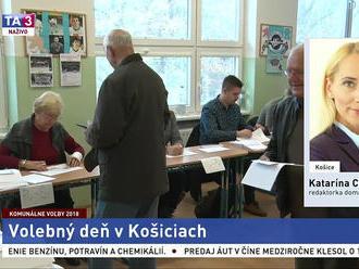 K. Cimborová o volebnej situácii v Košiciach