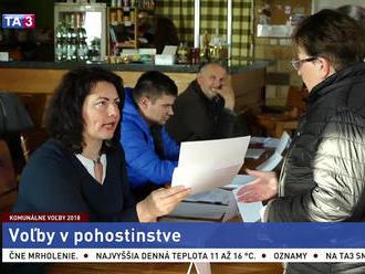 V Prešove volia aj v pohostinstve, mesto otvorilo 80 volebných miestností