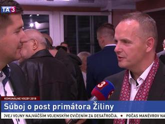 P. Groma o neúspešnej kandidatúre na post primátora Žiliny