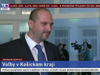 J. Polaček o predpokladanom víťazstve vo voľbách