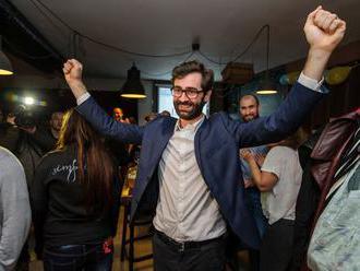 Pod Zoborom vyhral mladý aktivista. Je to triumf celej Nitry, tvrdí