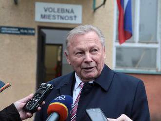 Vo voľbách dal svoj hlas aj exprezident Schuster: Pre nového primátora Košíc má niekoľko rád