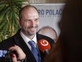 Petruško v Košiciach priznal svoju volebnú porážku: Za Polačekom výrazne zaostáva