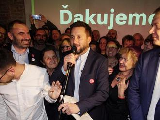 V najväčšej metropole Slovenska je rozhodnuté: Hlavné mesto povedie Matúš Vallo