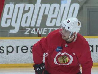 Tomáš Jurčo už trénuje, v NHL je stále bez kontraktu