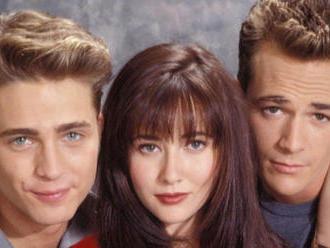 Hviezdy kultového seriálu Beverly Hills 90210: Takto vyzerajú dnes