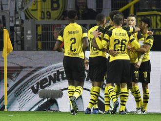 Dortmund zdolal Bayern: V bundesligovom šlágri kola padlo až päť gólov