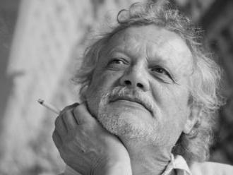 Zomrel herec a spevák Marián Geišberg