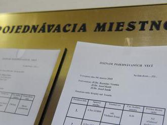 Plénum parlamentu zvolilo deväť kandidátov do disciplinárnych senátov