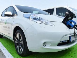 Slovenská agentúra životného prostredia získala elektromobil