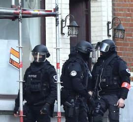 V Bruseli zadržali desiatky ľudí v súvislosti s protestmi žltých viest
