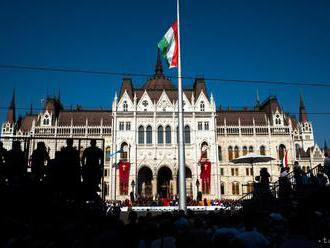 Proti novele zákonníka práce protestujú v Budapešti tisíce Maďarov