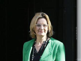 Ruddová: Ak parlament dohodu o brexite odmietne, stať sa môže všeličo