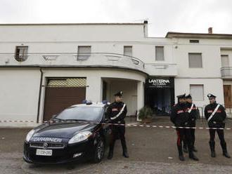 Taliansky prezident žiada zistiť príčinu tragédie v nočnom klube