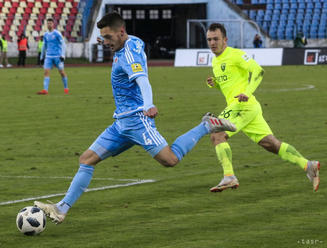 FORTUNA LIGA: Slovan aj DAC v 18. kole vyhrali