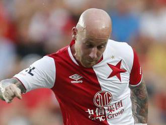 Futbal: Slavia vyhrala nad M. Boleslavou, Stoch dal 11. gól v sezóne