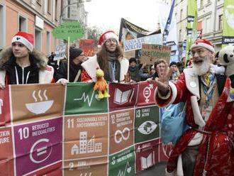 Protestujúci v Katoviciach žiadali rázne opatrenia na ochranu klímy