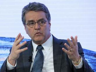 Šéf WTO varoval pred nebezpečnými dôsledkami obchodnej vojny pre ekonomiku