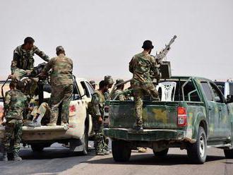 Sýrska agentúra SANA: V priebehu posledných mesiacov sa do radov Sýrskej arabskej armády dobrovoľne