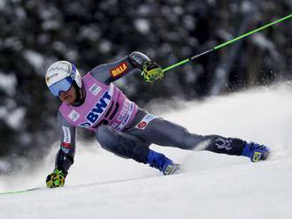 Adam Žampa na 29. mieste v obrovskom slalome, Hirscherov 60. triumf vo SP