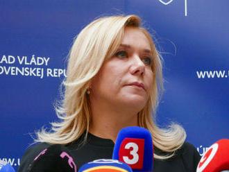 Saková: Najskôr riešme kompetencie Frontexu. Až potom jeho obsadenie