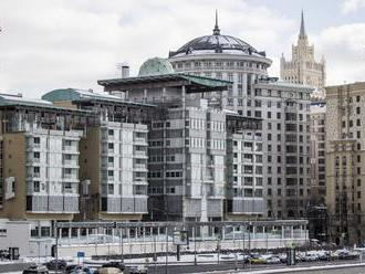 Vyhostili sme diplomata, Moskva hovorí o nepriateľskej akcii Bratislavy