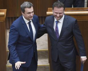 Šéf českej snemovne vystúpil v našom parlamente, vyzdvihol vzťahy