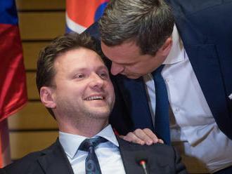 Šéf českej snemovne rečnil v Bratislave: Vzťahy Čechov a Slovákov sú najlepšie, aké kedy boli