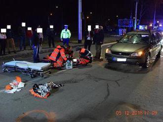 Desivé FOTO z nehôd, pri ktorých tuhla krv v žilách: Smrť chodca, dvojicu zrazili na priechode