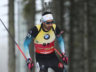 Vytrvalostné preteky v Pokljuke ovládol Fourcade, najlepším zo Slovákov Hasilla