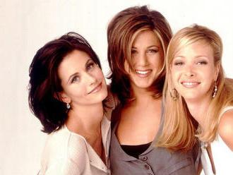 Monica a Rachel znova spolu. Takto vyzerajú po 24 rokoch