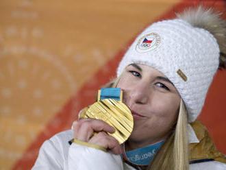 Ester Ledecká šokovala lyžařský svět a vyhrála super-G
