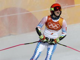 ZOH: Prvé ženské zlato z Pjongčangu patrí Shiffrinovej