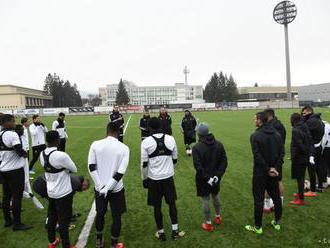 Futbalový Trenčín chce na jar zabojovať o európske klubové súťaže