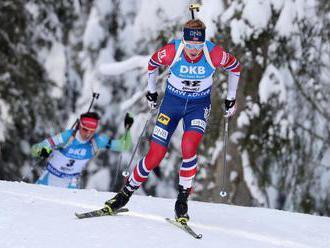 ZOH: Nórsky biatlonista J.T. Boe zlatý v pretekoch na 20 km