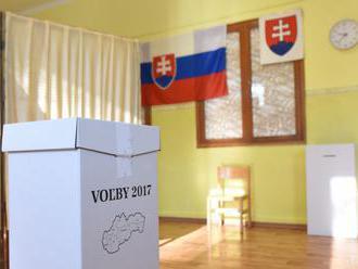 Ústavný súd stále nerozhodol o dvoch sťažnostiach na krajské voľby