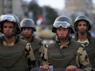 Od spustenia bezpečnostnej operácie v Egypte zahynulo 53 militantov