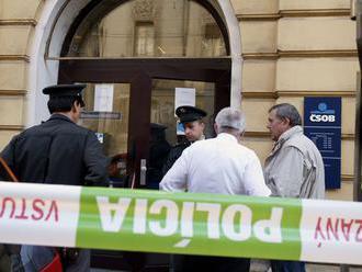 Polícia v súvislosti s podvodom v bratislavskej banke pátra po totožnosti osoby
