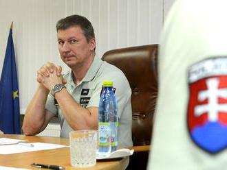 Krajsky riaditeľ PZ sa stále nestotožnil s rozsudkom NS. Na jeho právne názory zareagoval Harabin